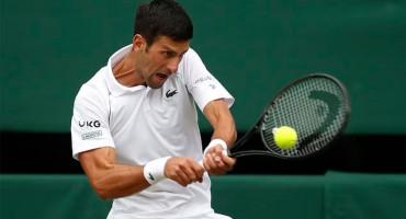 Đoković izborio finale Wimbledona i na korak je od 20. Grand Slam naslova
