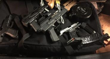 ORUŽJE Muškarci počinili najviše incidenata s oružjem u regiji, a prednjače i u nasilju u obitelji