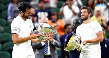 HRVATI NA TRONU Nikola Mektić i Mate Pavić osvojili Wimbledon