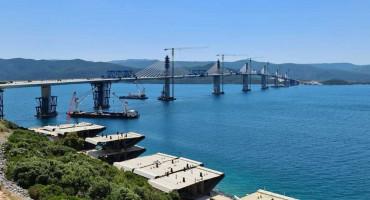 POVIJESNI TRENUTAK Pelješki most - ostvarenje sna od kojeg su mnogi željeli odustati