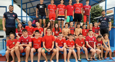 VELEŽ Mostarski klub se kući vratio bogatiji za 17 medalja