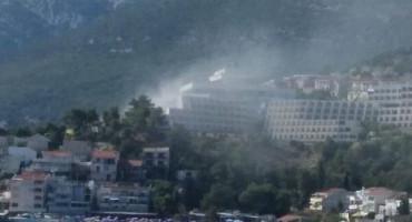 ZAPALILA SE SAUNA Izbio požar u najvećem hotelu u Neumu