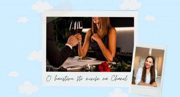 SANJARIM O haustoru što miriše na Chanel