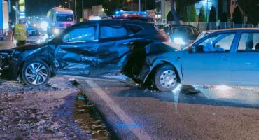 BIH Sve više prometnih nesreća