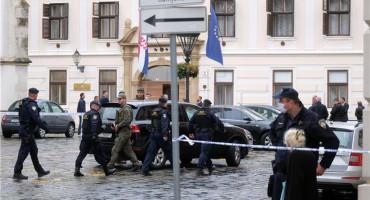 Istraga o pucnjavi na zgradu Vlade RH: Nije bio čin terorizma