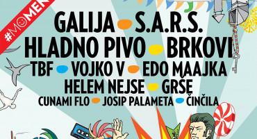SUMMER FEST Ljetna zabava stiže u središte Mostara uz besplatan ulaz prvog dana