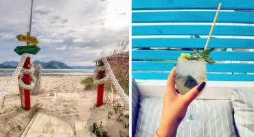 Pješčana plaža i novi beach bar su pravi razlozi za izlet na ušće Neretve