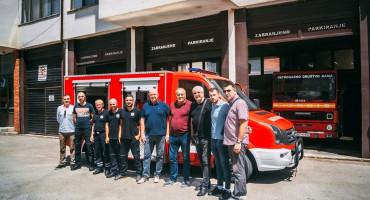 Čitluk i Rama dobili nova vatrogasna vozila
