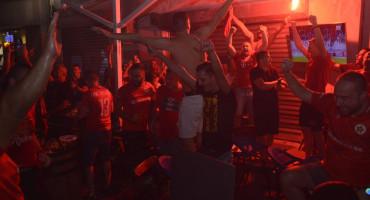 Slavlje u Mostaru, Velež donio radost svojim navijačima
