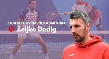 """""""U njima je tolika želja, žele tu medalju, mislim da ćemo imati hrvatsko finale"""""""