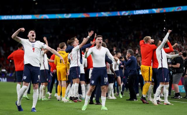 DANSKA PALA U PRODUŽETKU Engleska protiv Italije u finalu Europskog šrvenstva