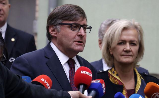SARAJEVO Američko i EU izaslanstvo nakon sastanaka s bh. političarima: Iznenađeni smo