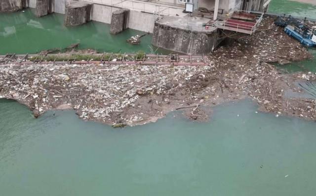 A MOGLA BI BITI IZVOR ZARADE Zamuljena akumulacijska jezera prijetnja stanovništvu