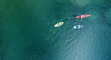 Vožnja kajakom na Mostarskom jezeru je odličan plan za nadolazeći vikend