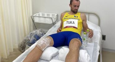 Tuka s ozljedom u finalu OI završio na 6. mjestu: I bez noge bih završio utrku