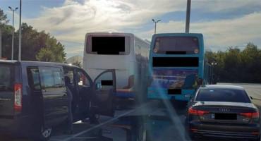 HRVATSKA Zbog 15 teških prerkšaja vozačima autobusa iz Austrije i BiH policija uručila kazne od oko 45 000 KM