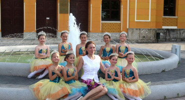 Iako imaju minimalne uvjete, mostarske balerine ostvarile još jedan veliki uspjeh