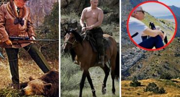 Tito je imao medu, Putin konje, a Čović voli osvajati planine i rijeke