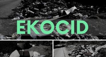 EKOCID NA BUNI Tone smeća, uginulih životinja i medicinskog otpada