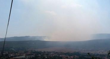 I dalje traje borba protiv požara u istočnoj Hercegovini