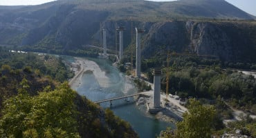 POČITELJ - ZVIROVIĆI Hercegovina uskoro bogatija za nove kilometre autoceste