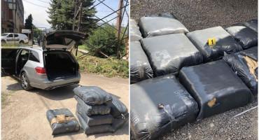 Posušak i Mostarac uhvaćeni s duhanom vrijednim 60.000 maraka