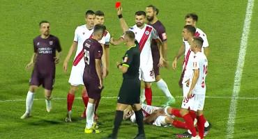 NS BiH suspendirao kapetana Sarajeva zbog prekršaja nad mladim igračem Zrinjskog