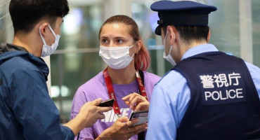 SKANDAL U TOKIJU Bjeloruska olimpijka u zračnoj luci dotrčala policajcima i otkrila skandal