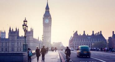 Aviokarte za London već od 13,99 eura
