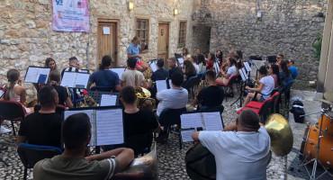 KAMP Mladi iz cijele BiH u Stocu se spremaju za koncert