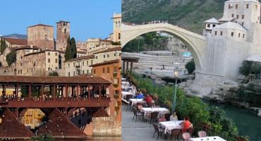 MOSTAR IMA BLIZANCA U ITALIJI – Isto ga znaju po Starom mostu, tri godine mlađem od našeg