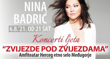 Nina Badrić uputila je poruku uoči koncerta u Međugorju...