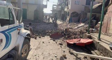 Razoran potres pogodio Haiti