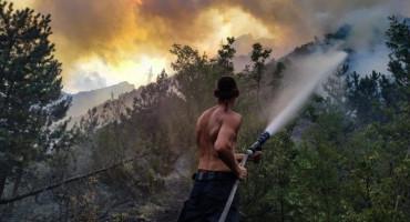 Stari požari ponovno zadaju probleme oko Jablanice i Konjica