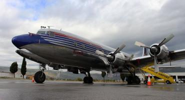 Ušli smo u nekadašnji Titov zrakoplov, evo kako izgleda