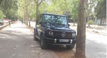 KOD NAS U NJEMAČKOJ Iz Bavarske Mercedesom direktno među stabla na Aveniji