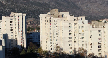 Površine prodanih stanova se smanjile, a cijene skočile