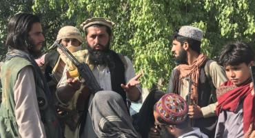 TALIBANI NISU VIŠE OPASNI Rusija će ih izbrisati s liste ekstremističkih organizacija