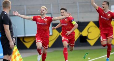 Velež iznenadio Šveđane i odigrao neriješeno sa Elfsborgom