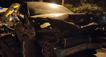 MOSTAR U prometnoj nesreći teško ozlijeđena maloljetna osoba