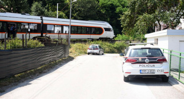 Vlak kod Sarajeva usmrtio jednu osobu