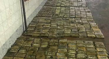 ISTRAGA TRAJE 1400 kg kokaina vrlo velike čistoće stiglo u susjedstvo, evo i nekih detalja