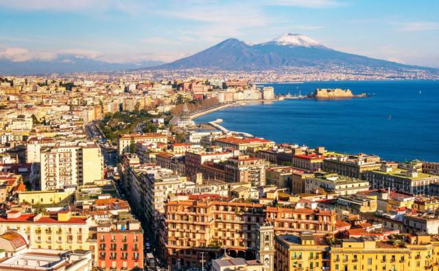 Povratne aviokarte iz Hrvatske za Napulj već 20 eura