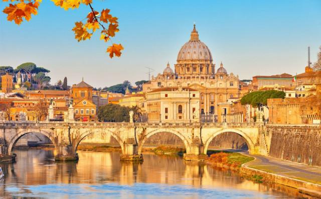 Povratne aviokarte za Rim već od 30 eura