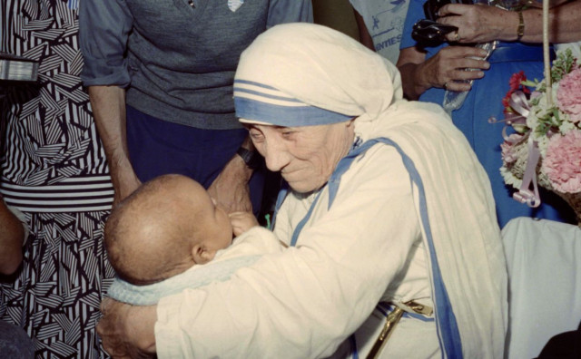 15 citata Svete Majke Terezije koji će vas podsjetiti što je doista bitno