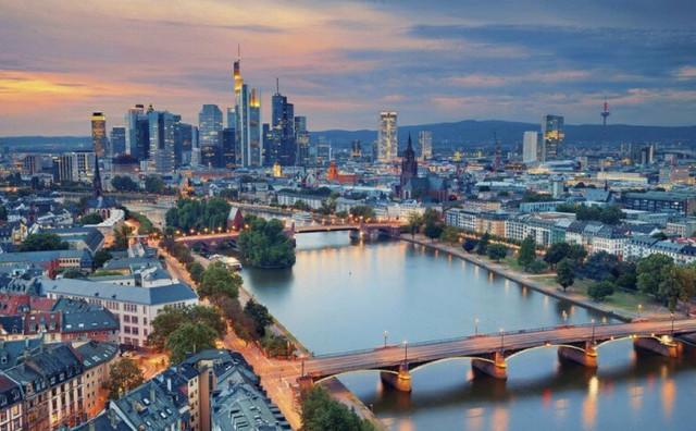 Aviokarte za Frankfurt već od 5 eura