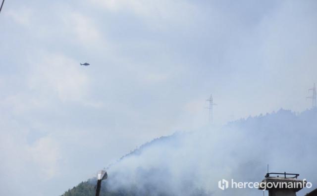 EUFOR o požarima u BiH: Izvršili smo izviđanje i spremni smo pomoći
