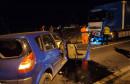 MOSTAR Težak sudar dva osobna vozila i šlepera na izlazu iz grada