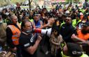 Vlast bauštelce prisiljava na cijepljenje, zatvara gradilišta - zauzvrat dobili velike nerede i uhićenja