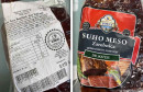 KUPCI OPREZ Iz njemačkih trgovina povlače proizvod koji je stigao iz BiH